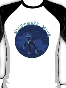 NightmareMoonGlitter T-Shirt