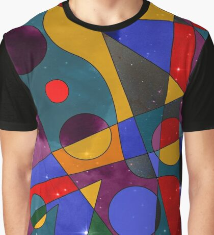 Abstract #152 Graphic T-Shirt