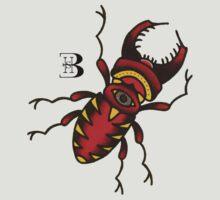 olschool beetle by bhoare-smith