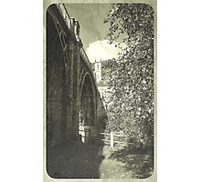 IRONBRIDGE ENGLAND 5 Photographic Print