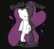 Monokuma.Build.A.Bear. T-Shirt