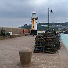 St Ives Lighthouse UK by hootonles