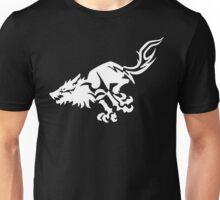 Wolf [White] Unisex T-Shirt