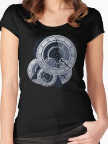 Time Lord 2 Women's Fitted Scoop T-Shirt