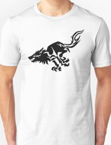 Wolf [Black] T-Shirt