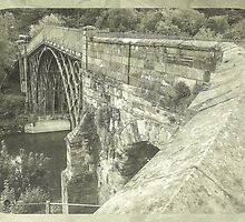 IRONBRIDGE ENGLAND 10 by TONYARTIST