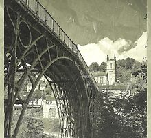 IRONBRIDGE ENGLAND 11 by TONYARTIST