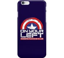 """On Your Left"" Version 02 iPhone Case/Skin"