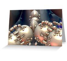 Pearls of Wisdom Greeting Card