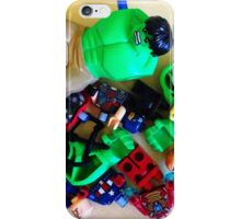 Avengers Disassembled iPhone Case/Skin