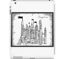 Capira iPad Case/Skin