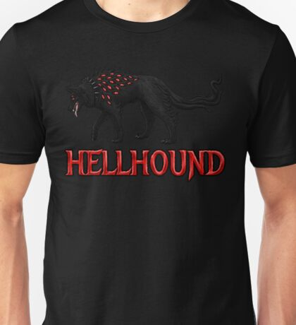 Hellhound Guardian of the Underworld Unisex T-Shirt