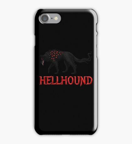 Hellhound Guardian of the Underworld iPhone Case/Skin
