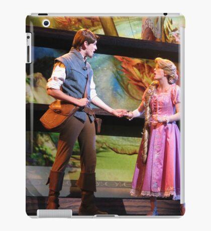 Flynn Rider & Rapunzel iPad Case/Skin