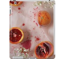 Blood Oranges  iPad Case/Skin