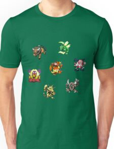Pokemon Weirdos Unisex T-Shirt