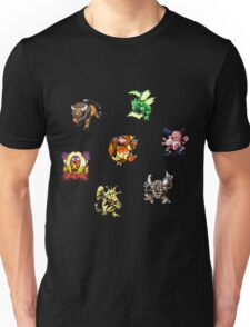 Pokemon Weirdos Unisex T-Shirt
