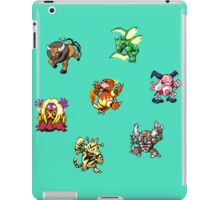 Pokemon Weirdos iPad Case/Skin