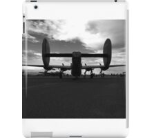 Her Guns Long Silent iPad Case/Skin