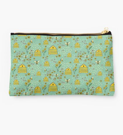 Honey Comb Hives Studio Pouch