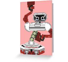 R.O.B PAZAZZ Greeting Card