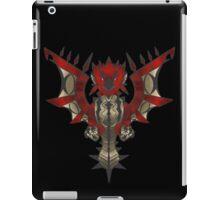 Rathalos Emblem iPad Case/Skin