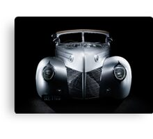 Custom Ford Coupe Canvas Print