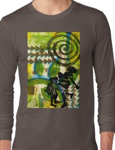 The Way We Were When We PLAYED All Day Long Sleeve T-Shirt