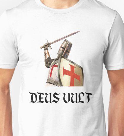 Deus Vult | Crusade  Unisex T-Shirt