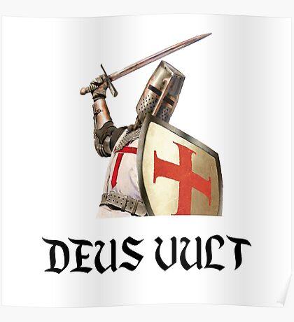 Deus Vult | Crusade  Poster