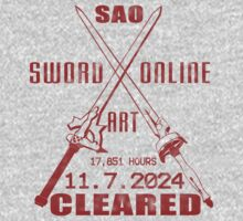 SAO Cleared (Asuna Red Version) by EpcotServo