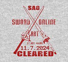SAO Cleared (Asuna Red Version) T-Shirt