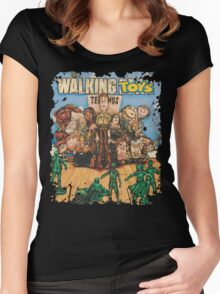 Walking Toys Women's Fitted Scoop T-Shirt