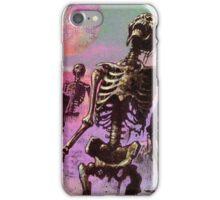 Skeletons Rising iPhone Case/Skin