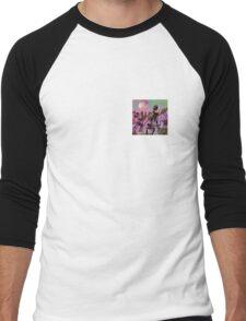 Skeletons Rising Men's Baseball ¾ T-Shirt