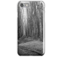 Wood Line iPhone Case/Skin
