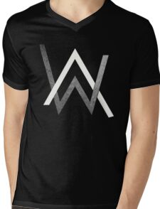 Walker Mens V-Neck T-Shirt