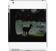 Tatton Deer.....shadow iPad Case/Skin