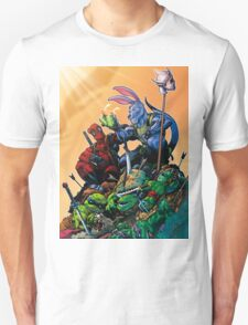 Salty Roo - Tonight, we dine on turtle soup! Unisex T-Shirt