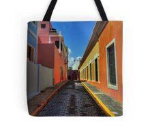 Puerto Rico - Old San Juan 009 Tote Bag