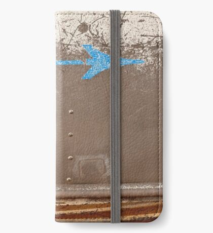 """""""Go to your Studio and make Fantastic Mistakes"""" iPhone Wallet/Case/Skin"""