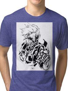 Raiden Wants YOU Tri-blend T-Shirt