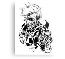 Raiden Wants YOU Metal Print