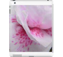 azalea IV iPad Case/Skin