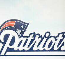 New England Patriots by csajos