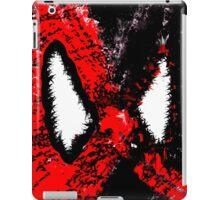 Spider Man & Venom Splatter Art iPad Case/Skin