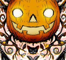 The Pumpkin King Sticker