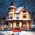 White Christmas by Nadya Johnson