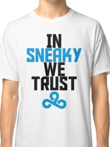 In Sneaky we trust Classic T-Shirt