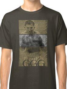 "Gennady ""GGG"" Golovkin Classic T-Shirt"